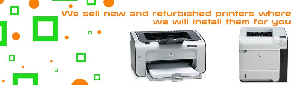 Home desktop and office printers